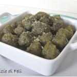 Gnocchi di zucchine al basilico