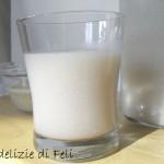 """""""Latte"""" di grano saraceno"""