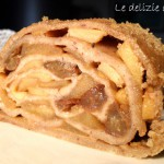 Strudel di mele e uvetta (light)