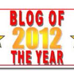 Blog dell'anno – 2012 –