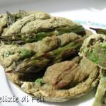 Tortini di asparagi senza glutine