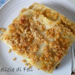 Lasagne al ragù di lenticchie rosse