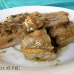 Bistecchine di soia ripiene