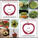 Salutiamoci: Gli Asparagi e due menù a tema