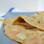 Crespelle con pasta madre gluten-free