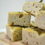 Focaccia senza glutine al rosmarino