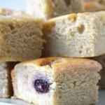 Focaccia dolce senza glutine