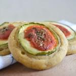Pizzette  gluten-free
