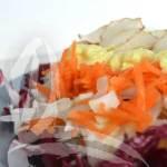 Insalata mista al pesto di daikon