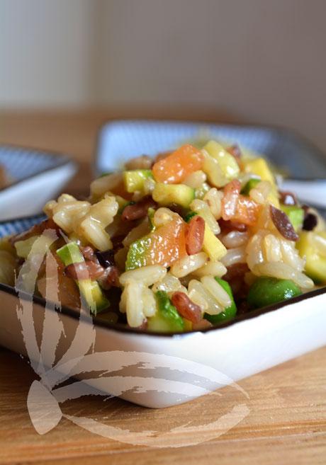 Le delizie di feli blog archive insalata di riso le for Insalata da taglio