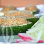 Zucchine ripiene….. un classico intramontabile