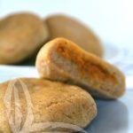 Bao senza glutine mediterranei